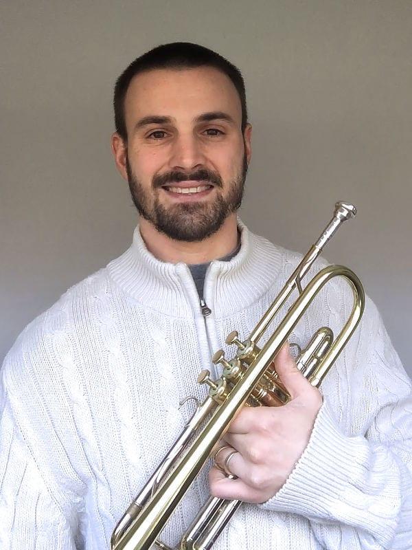 Andrew Plourd — trumpeter with Orquesta la Yunqueña