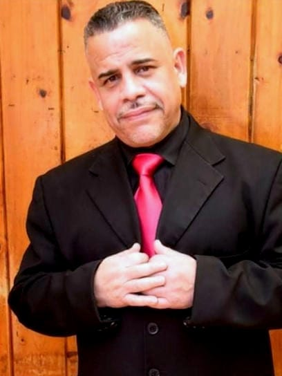 uis Rene Robles — Vocalist and Saxophonist with Orquesta la Yunqueña (OLY)